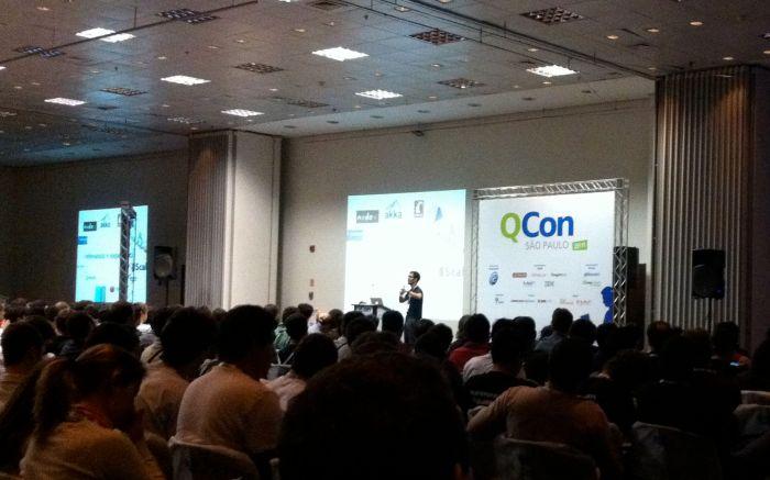 Abertura do QCon São Paulo 2011