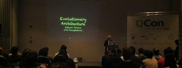 RebeccaParsons e Arquitetura Evolucionária